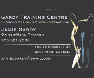 Gardy Training Centre - Jamie Gardy