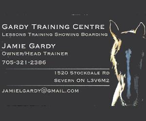 Gardy Training Centre - Jamie Gardy