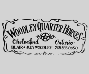 Woodley Quarter Horses - Blair & Judy