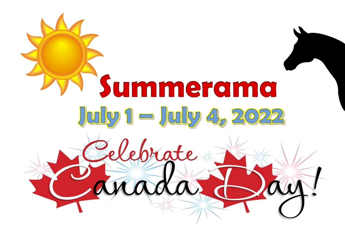 Area 3 Summerama Show